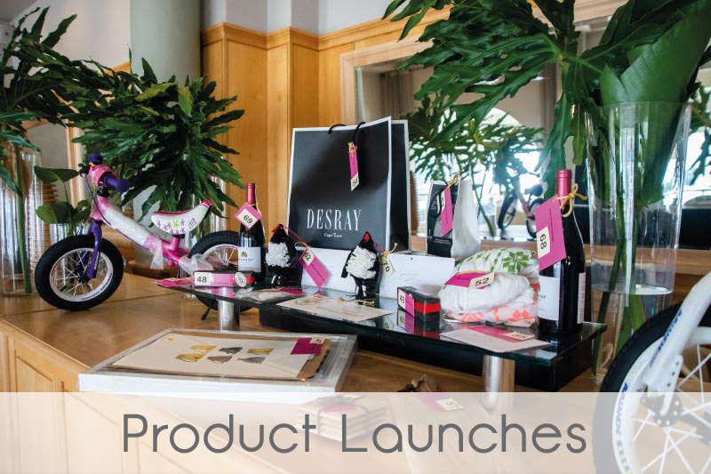vnl-events-product-launches